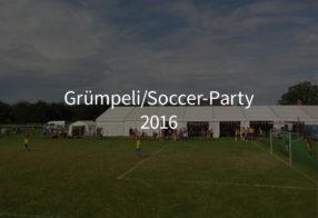 Grümpeli/Soccer-Party 2016